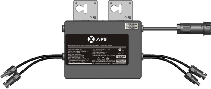 Inverter Aps Yc500i