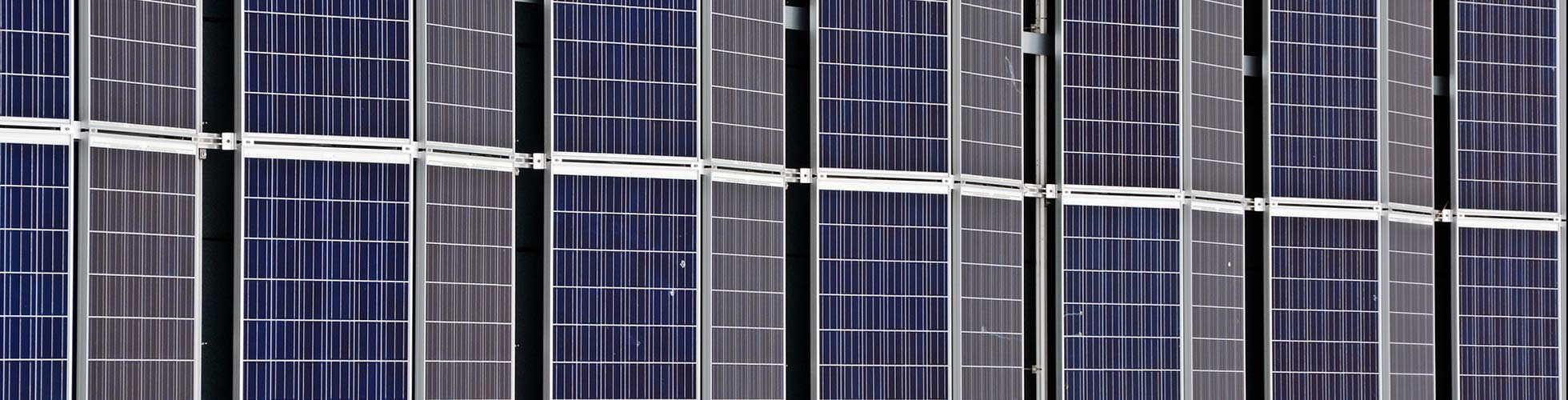 Solar Panels Linked To Net Metering